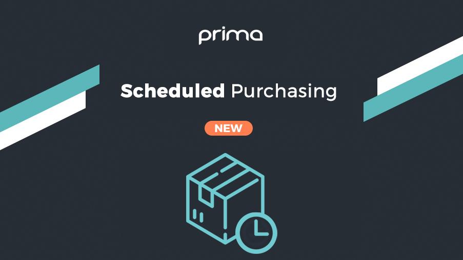 scheduled purchasing