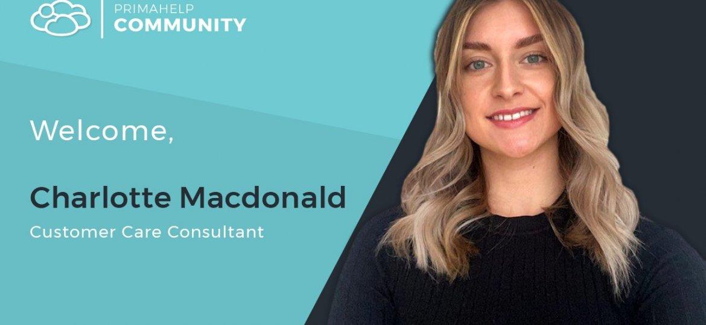 Charlotte Macdonald