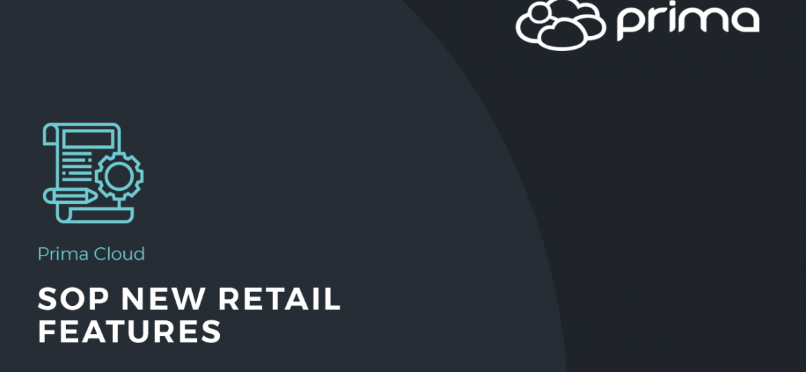 SOP New Retail Features